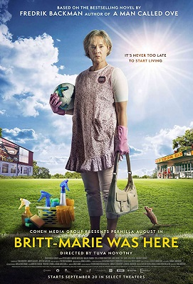 【自分探しの旅に出よう】『ブリット=マリーの幸せなひとりだち』(2019)キャストとあらすじと予想
