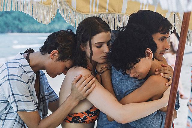 コロナ禍に生きる私たちへの応援映画『オールド』(2021)ネタバレ感想